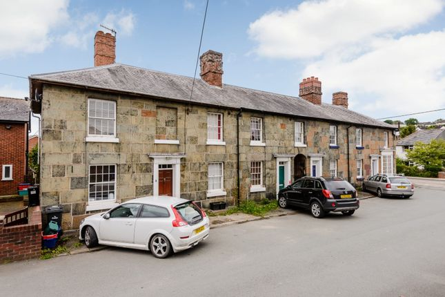 Thumbnail Terraced house for sale in Waterloo Place, Welshpool, Powys