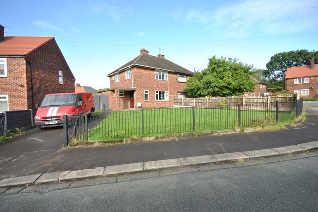 Front of Langdale Drive, Worsley Manchester M28