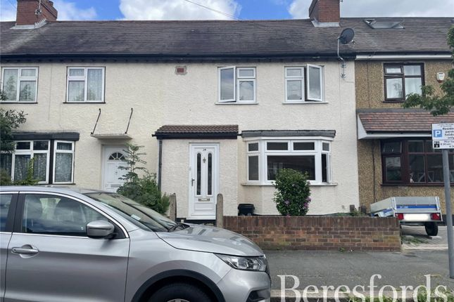 Thumbnail Terraced house for sale in Longfield Avenue, Hornchurch