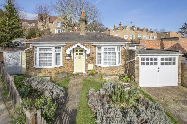 Thumbnail Bungalow for sale in Hengrave Road, London