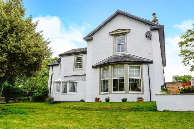 Thumbnail Detached house for sale in Kingsmills Road, Inverness