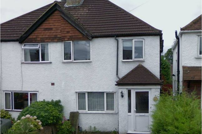Thumbnail Semi-detached house to rent in Aldershot Road, Guildford
