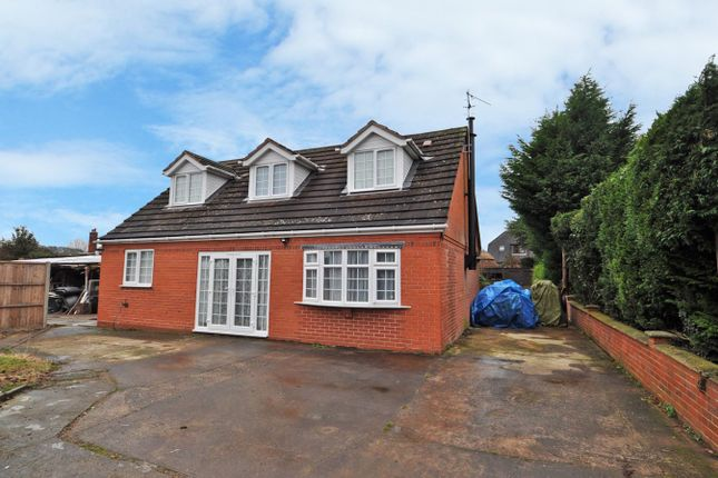 Thumbnail Detached bungalow to rent in Main Road, Ombersley, Worcester