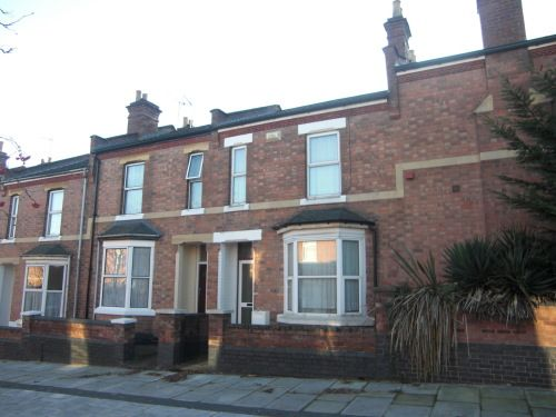 Thumbnail Terraced house to rent in Tachbrook Street, Leamington Spa