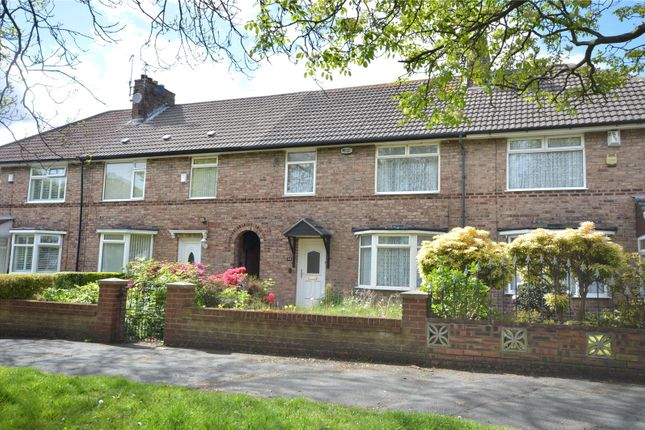 Thumbnail Terraced house for sale in Woolton Road, Allerton, Liverpool
