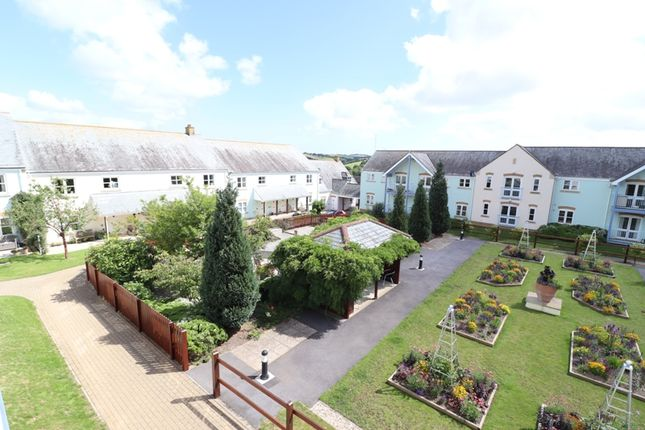 Thumbnail Flat for sale in 10 Nare House, Roseland Parc, Truro, Cornwall