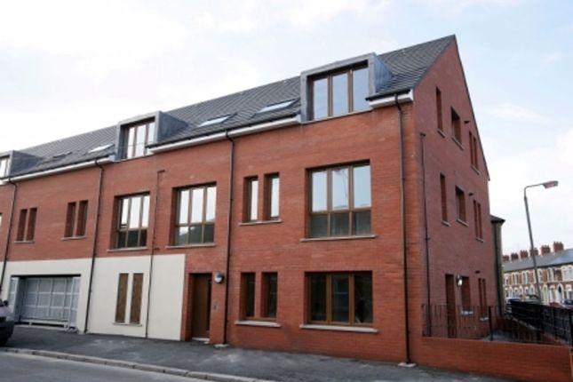 Thumbnail Flat to rent in Cherryville Street, Belfast