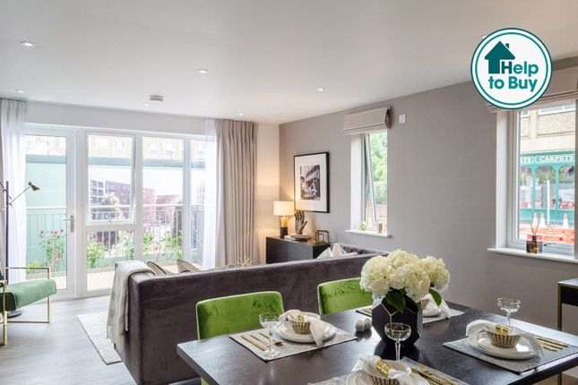 Thumbnail Flat for sale in Garden Place, York