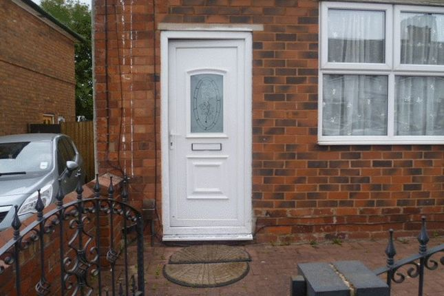 Thumbnail Flat to rent in Lily Street, West Bromwich