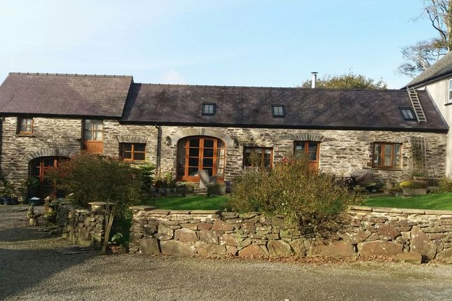 Thumbnail Barn conversion to rent in Penlan Uchaf, Crymych