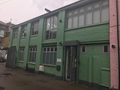 Thumbnail Leisure/hospitality to let in Thane Works, Islington