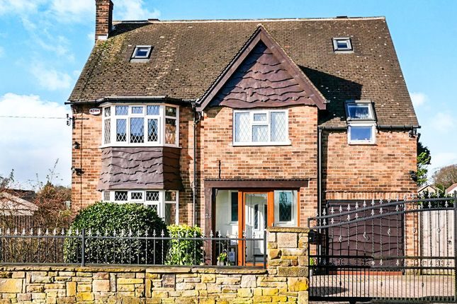 Thumbnail Detached house for sale in Woodhall Park Avenue, Stanningley, Pudsey