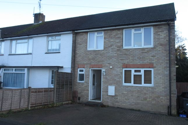 Thumbnail End terrace house to rent in Mitchell Road, Bedhampton