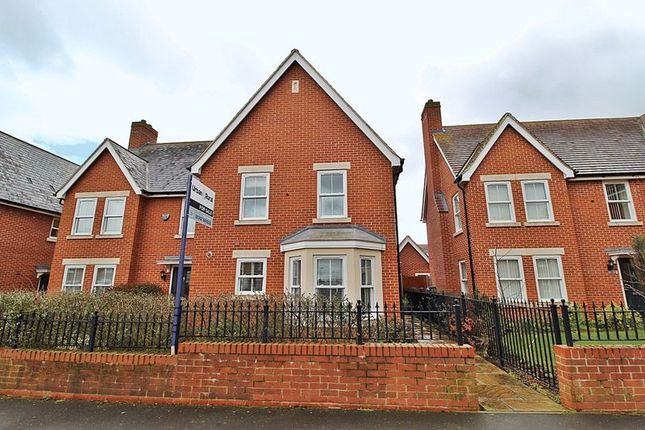 4 bed semi-detached house for sale in Planets Way, Biggleswade