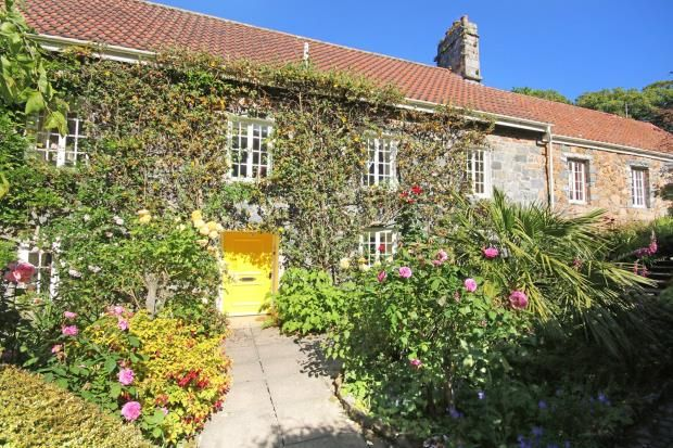 Thumbnail Detached house for sale in Rue Feveresse, St Saviour's, Guernsey