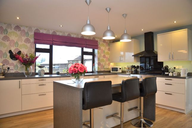 Stylish Kitchen of Hest Bank Lane, Slyne, Lancaster LA2