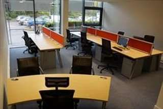 Serviced office to let in Challenge House, Milton Keynes