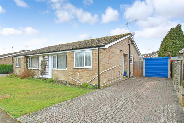 Thumbnail Bungalow for sale in Kingfisher Avenue, Hythe, Kent