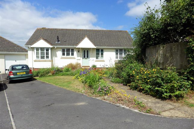 Thumbnail Detached bungalow for sale in Bullow View, Winkleigh