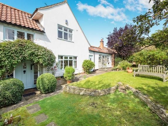 Thumbnail Detached house for sale in Radcliffe Road, Cropwell Butler, Nottingham, Nottinghamshire