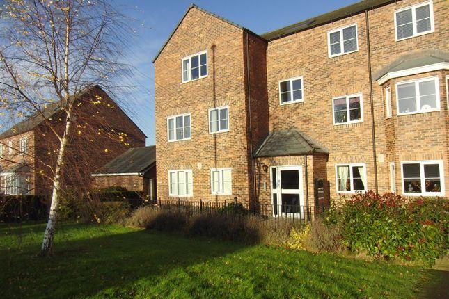 Thumbnail Flat to rent in Holmsley Lane, Woodlesford, Leeds