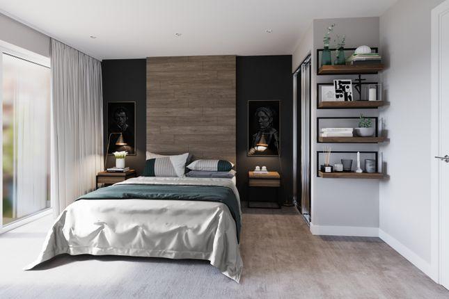 Flat for sale in Ratcliffe Cross Street, London