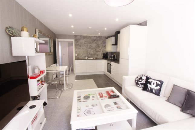 Thumbnail Flat for sale in Woodlands, Catherine Road, Benfleet