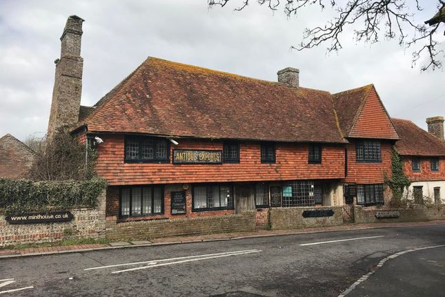 Thumbnail Property for sale in The Old Minthouse, High Street, Pevensey, East Sussex