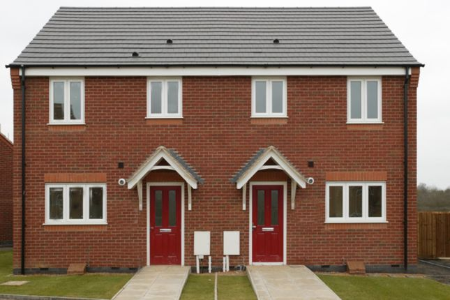 Thumbnail Semi-detached house for sale in Station Lane, Asfordby