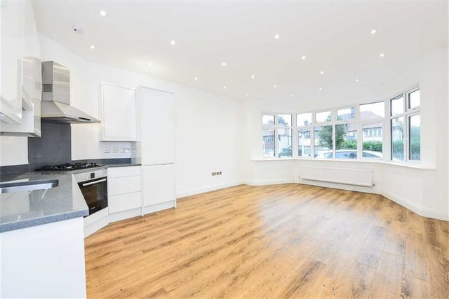 Thumbnail Flat for sale in Chatsworth Road, Willesden Green, London