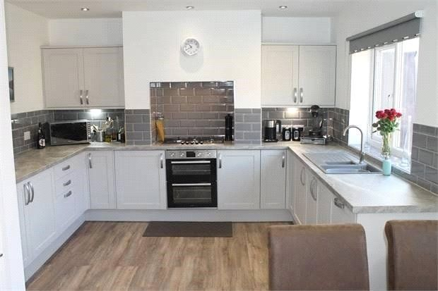 Thumbnail Semi-detached house for sale in Hackworth Gardens, Wylam, Northumberland