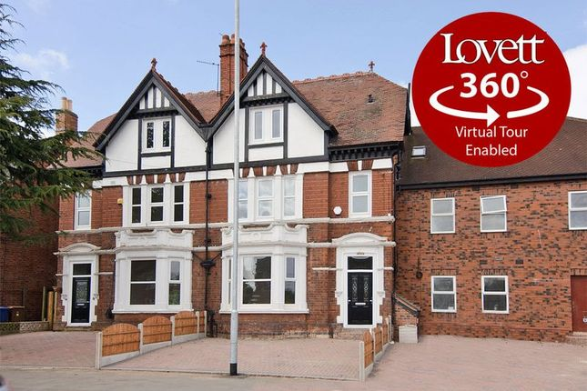 Thumbnail Terraced house to rent in Trent Valley Road, Lichfield