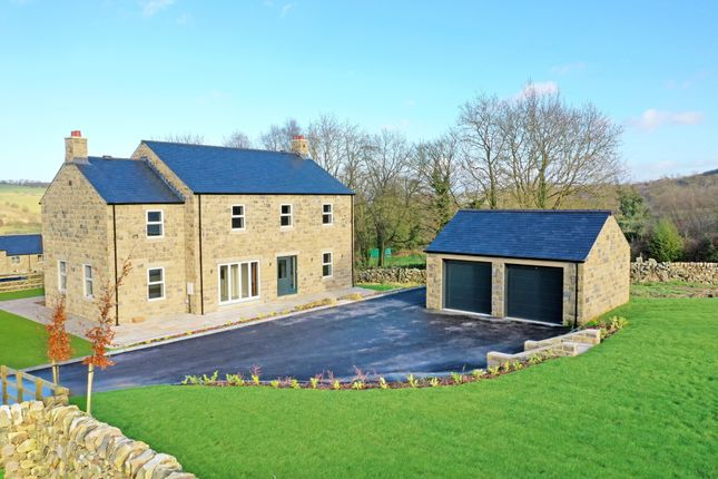 Thumbnail Detached house for sale in Deer Glade Court, Darley, Harrogate