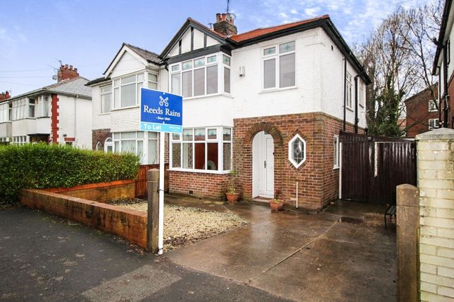 Thumbnail Semi-detached house to rent in Brookside Road, Fulwood, Preston