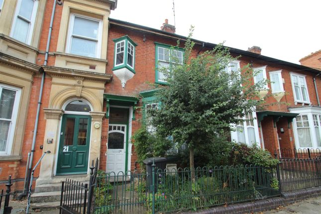 4 bed terraced house for sale in Abingdon Road, Leicester LE2
