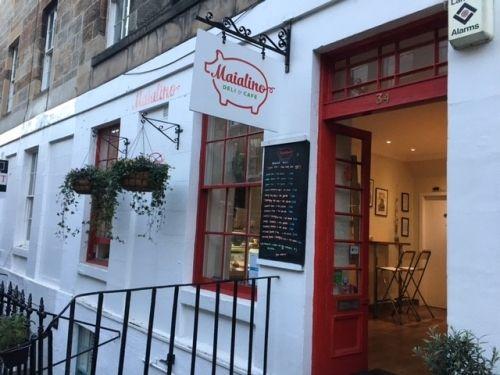 Thumbnail Restaurant/cafe for sale in Edinburgh, Edinburgh