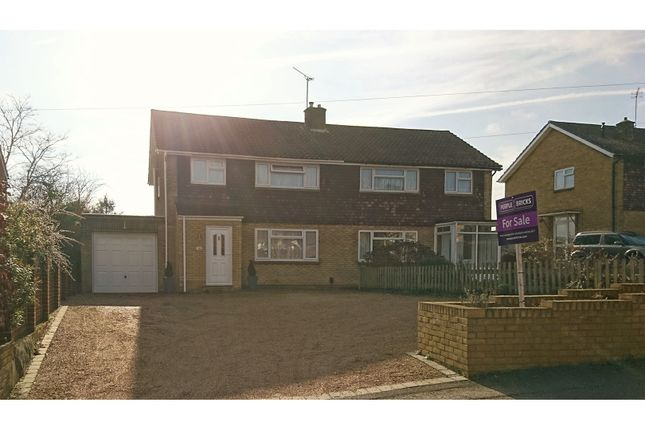 Thumbnail Semi-detached house for sale in Gatland Lane, Maidstone