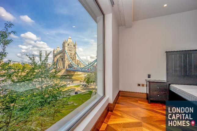 Thumbnail Flat to rent in Blenheim House, Duchess Walk, London, Southwark