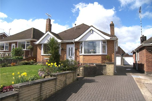 Thumbnail Detached bungalow for sale in Ryknield Road, Kilburn, Belper