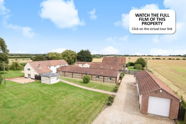 Thumbnail Detached house for sale in Bittering, Dereham