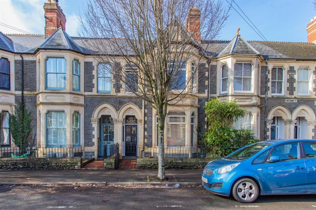 Thumbnail Terraced house for sale in Pontcanna Street, Pontcanna, Cardiff