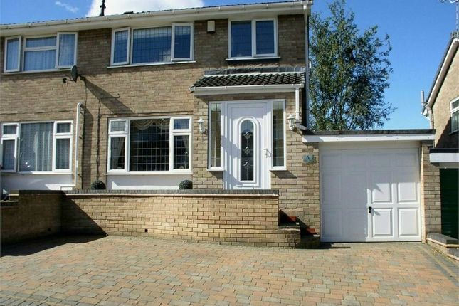Thumbnail Semi-detached house for sale in Dove Drive, Selston, Nottingham