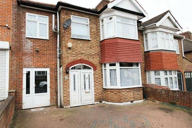 Thumbnail Terraced house for sale in Carnanton Road, London
