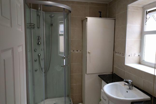 Shower Room of Oxford Street, Sandfields, Swansea SA1