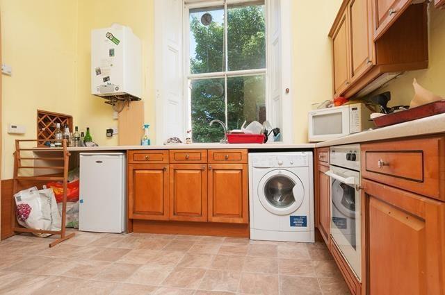 Thumbnail Flat to rent in Polwarth Gardens, Edinburgh EH11,
