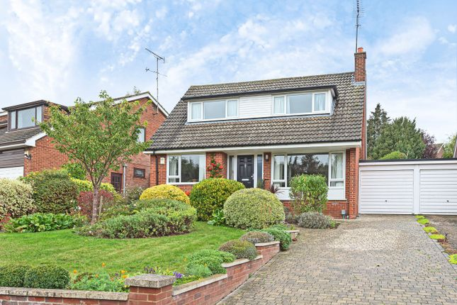 Link-detached house for sale in Cranborne Avenue, Hitchin