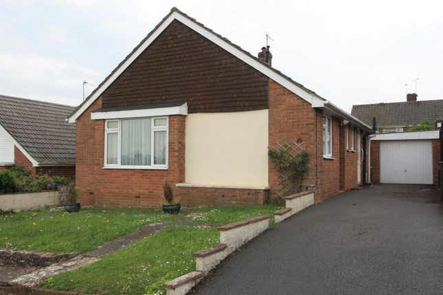 Thumbnail Detached bungalow for sale in Homefield Close, Ottery St. Mary