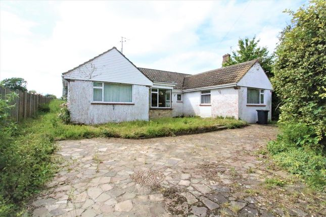 Thumbnail Bungalow for sale in Paddock Heights, Moor End Road, Radwell