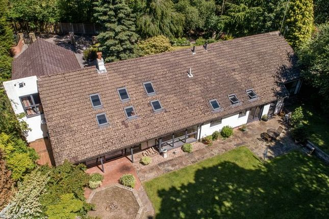Aerial Photo Of Rear Of Property