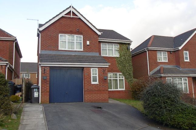 Thumbnail Detached house for sale in Howardian Close, Oldham